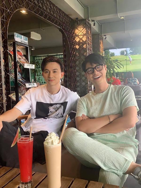 """Dung mao ban trai moi cua Phuong Oanh trong """"Huong vi tinh than""""-Hinh-3"""