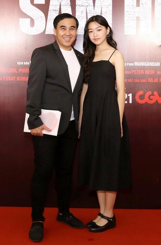 """Con gai xinh dep the nao... Quyen Linh tung muon """"trai duong"""" vao showbiz?-Hinh-7"""