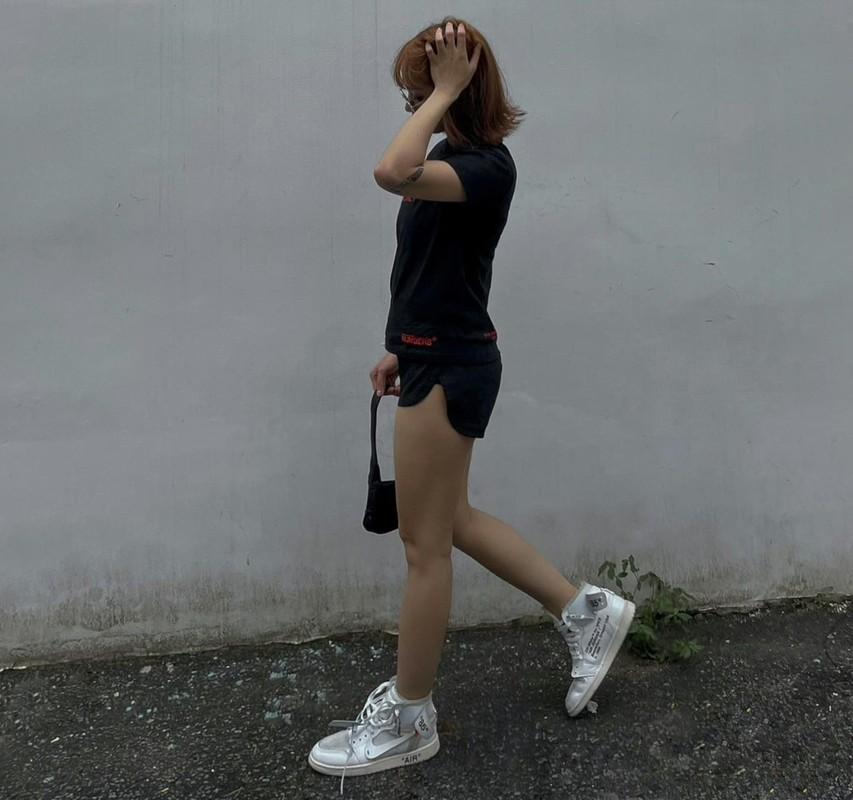 """Miu Le khoe vong eo phang li, doi chan """"luc si"""" nay con dau!-Hinh-9"""