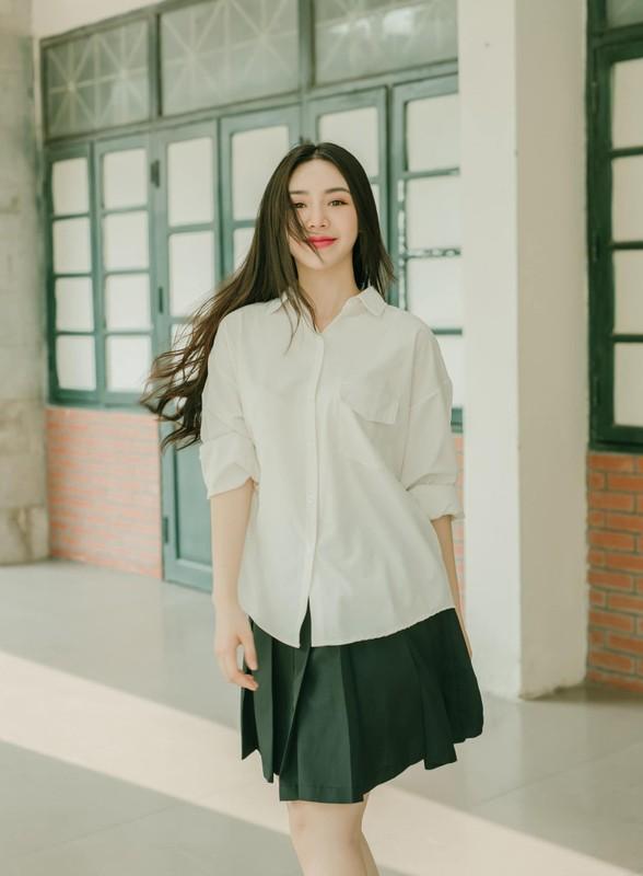 """Quynh Kool hoa nu sinh 18, khoe ve dep """"mon mon""""-Hinh-10"""