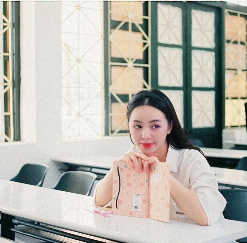 """Quynh Kool hoa nu sinh 18, khoe ve dep """"mon mon""""-Hinh-3"""