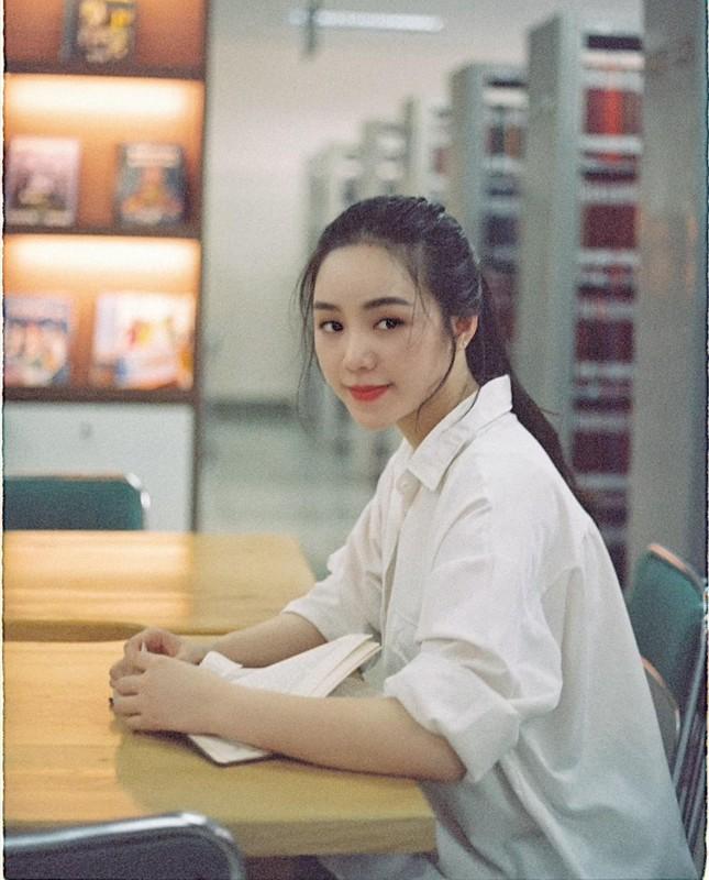 """Quynh Kool hoa nu sinh 18, khoe ve dep """"mon mon""""-Hinh-4"""