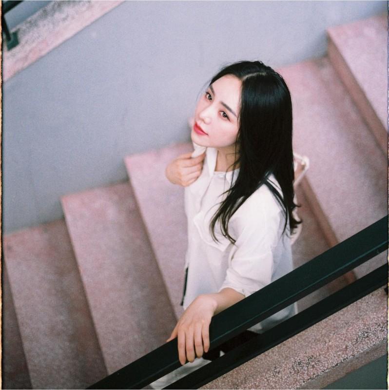"""Quynh Kool hoa nu sinh 18, khoe ve dep """"mon mon""""-Hinh-5"""