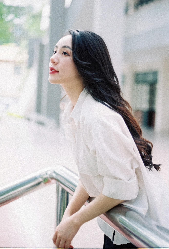 """Quynh Kool hoa nu sinh 18, khoe ve dep """"mon mon""""-Hinh-6"""