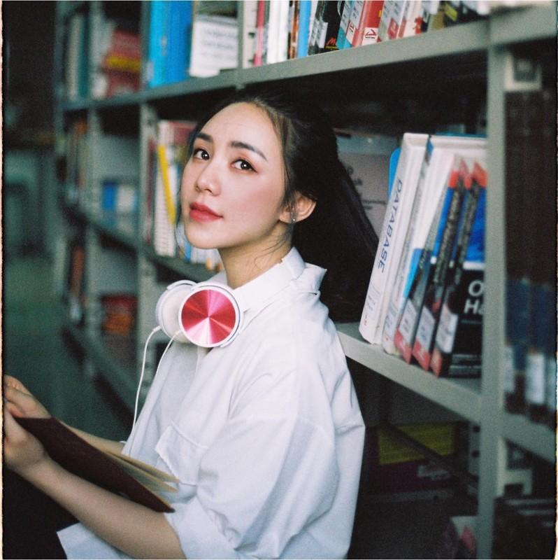 """Quynh Kool hoa nu sinh 18, khoe ve dep """"mon mon""""-Hinh-7"""