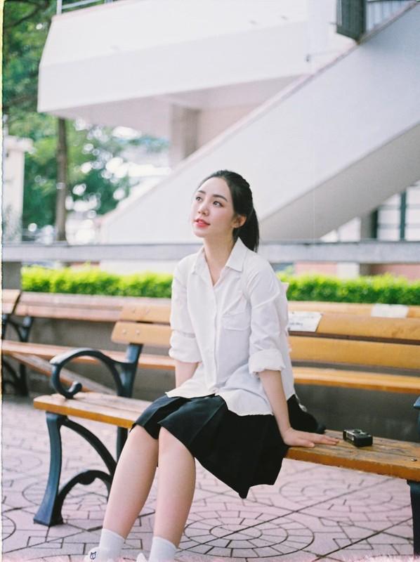 """Quynh Kool hoa nu sinh 18, khoe ve dep """"mon mon""""-Hinh-9"""