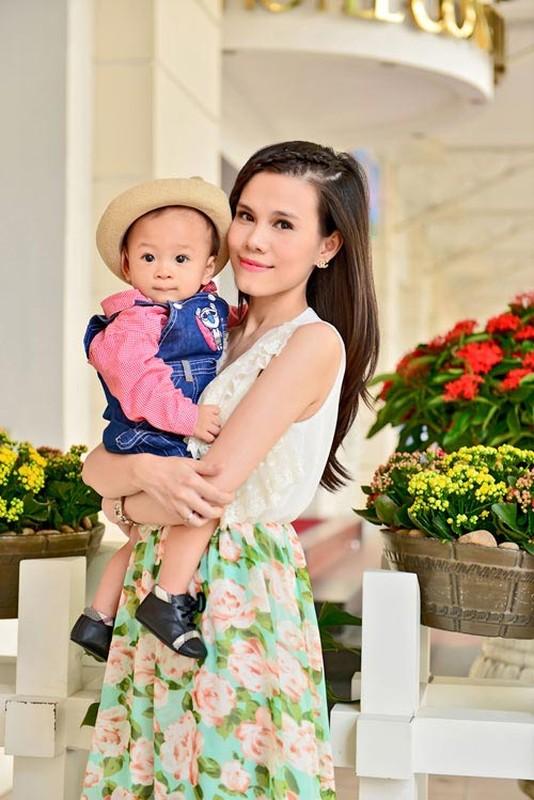 10 nam sau scandal voi Ngo Kien Huy, em gai Thanh Thao ra sao?-Hinh-3