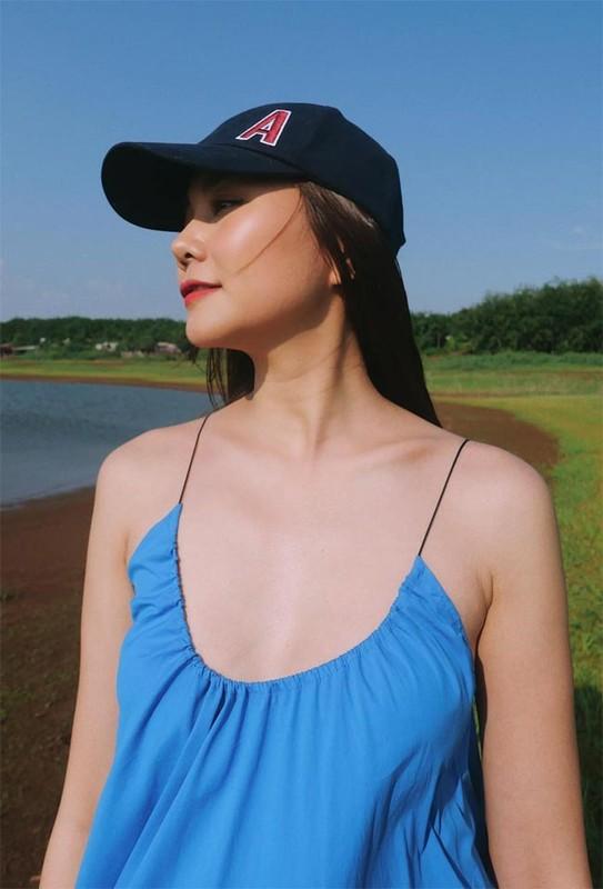 Khong can khoe da thit nhieu, Thanh Hang van goi cam nghet tho-Hinh-2