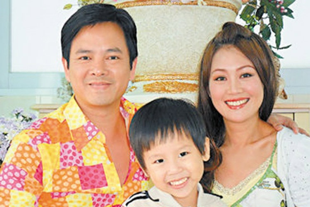 """Soi hon nhan cua dan dien vien """"Luong Son Ba - Chuc Anh Dai""""-Hinh-4"""