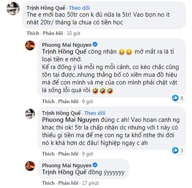 """Jack chu cap cho con 5 trieu: Phuong Mai """"da deu"""", Phuong Le noi soc-Hinh-4"""
