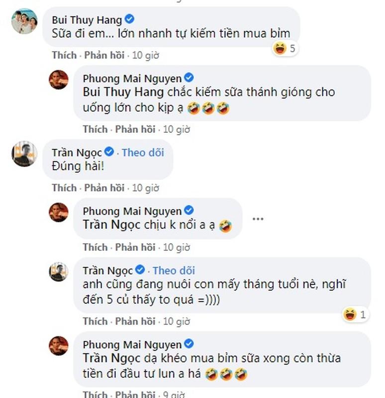 """Jack chu cap cho con 5 trieu: Phuong Mai """"da deu"""", Phuong Le noi soc-Hinh-6"""