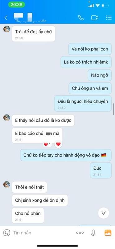 "Que Van bao lan ""boc me"" ban trai truoc khi to ""khong nhan con""?-Hinh-2"