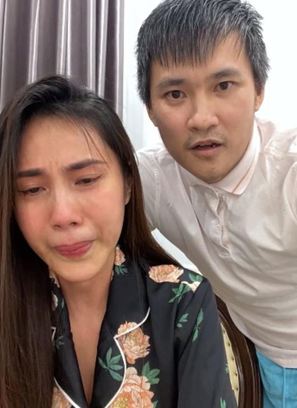 Cong Vinh chuan chong soai ca, chieu Thuy Tien het muc-Hinh-2