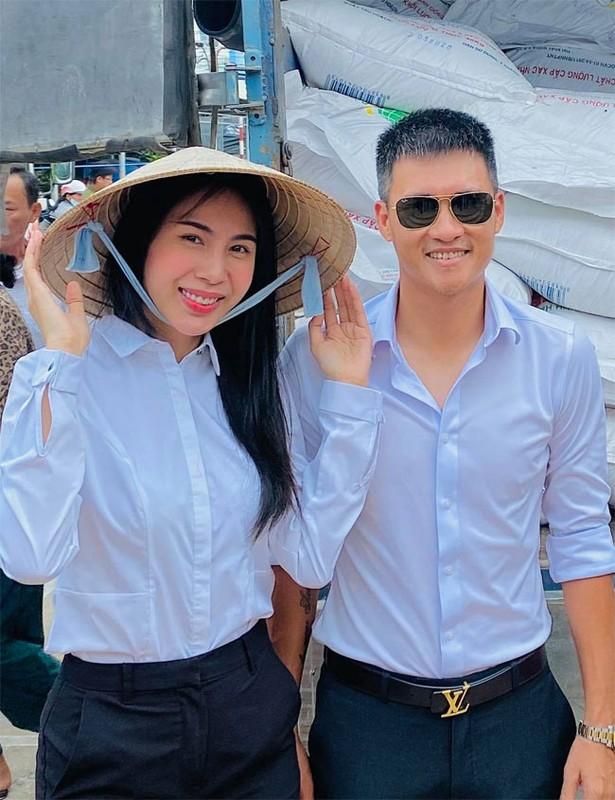 Cong Vinh chuan chong soai ca, chieu Thuy Tien het muc-Hinh-4