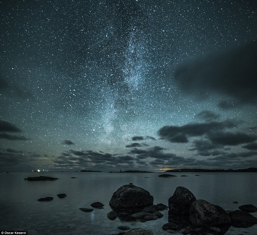 Man nhan anh thien van cuc dep ve thien ha Milky Way-Hinh-3