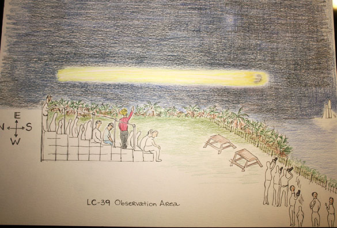 Sung sot vat the giong UFO bang ngang truoc khi phong ten lua-Hinh-2