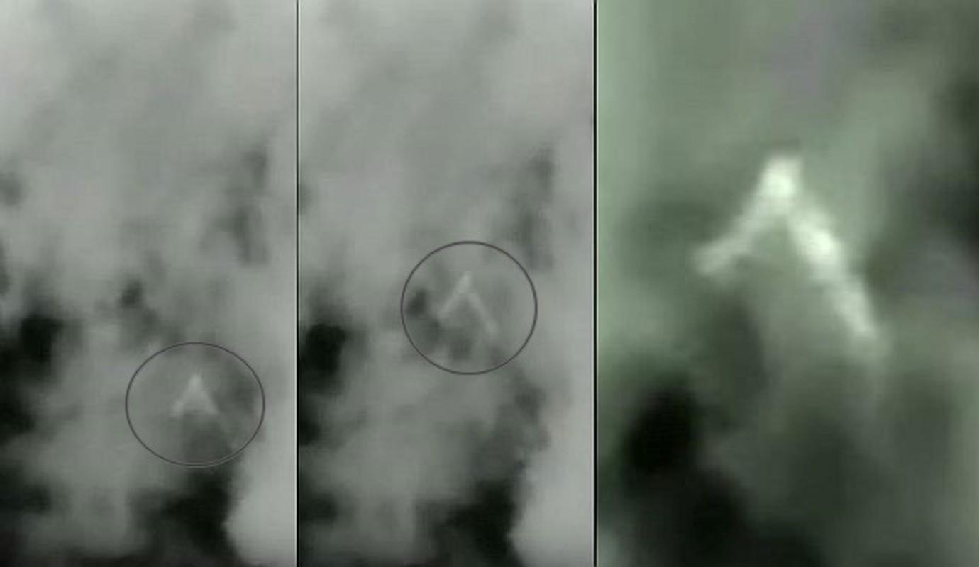 Camera vo tinh chup duoc anh nghi UFO o Romania