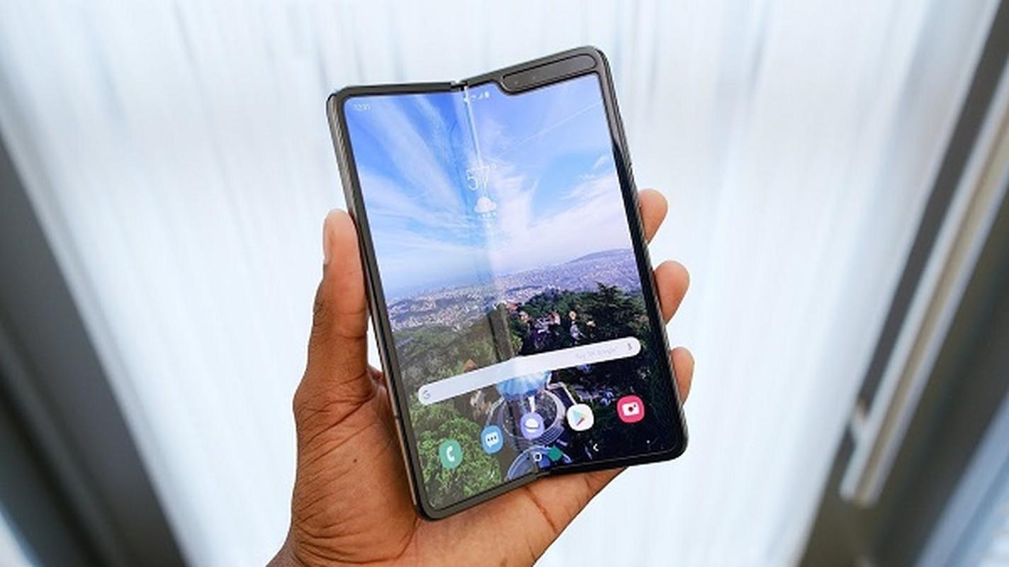 Galaxy Z Flip nut vo ngay lan gap mo dau tien: Nguyen do o dau?-Hinh-10