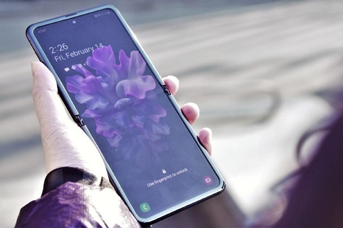 Galaxy Z Flip nut vo ngay lan gap mo dau tien: Nguyen do o dau?-Hinh-6