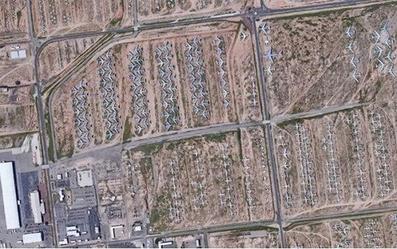 The gioi ky bi qua loat hinh anh chup boi Google Earth-Hinh-2