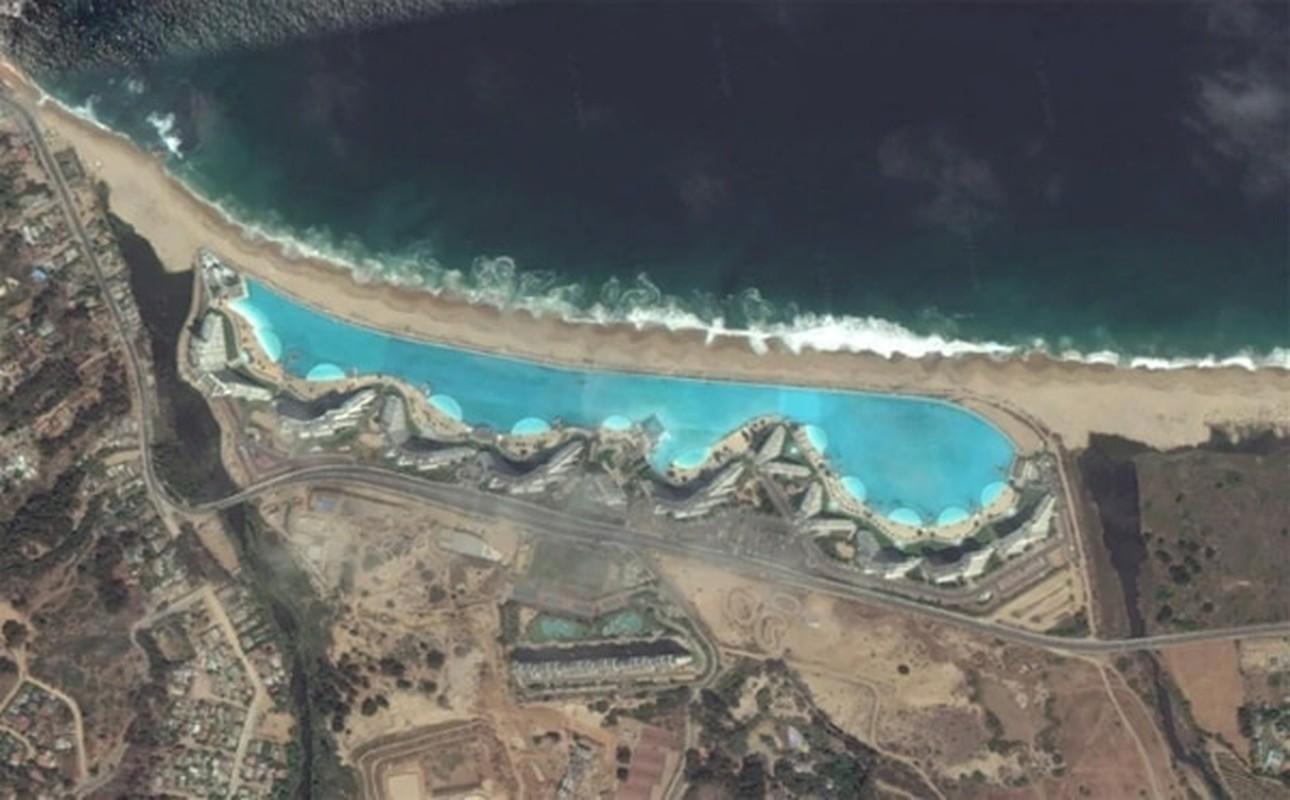 The gioi ky bi qua loat hinh anh chup boi Google Earth-Hinh-5