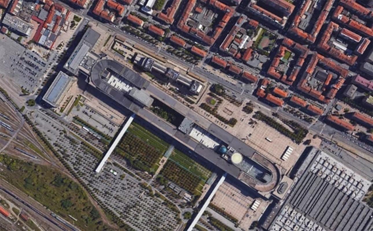 The gioi ky bi qua loat hinh anh chup boi Google Earth-Hinh-7