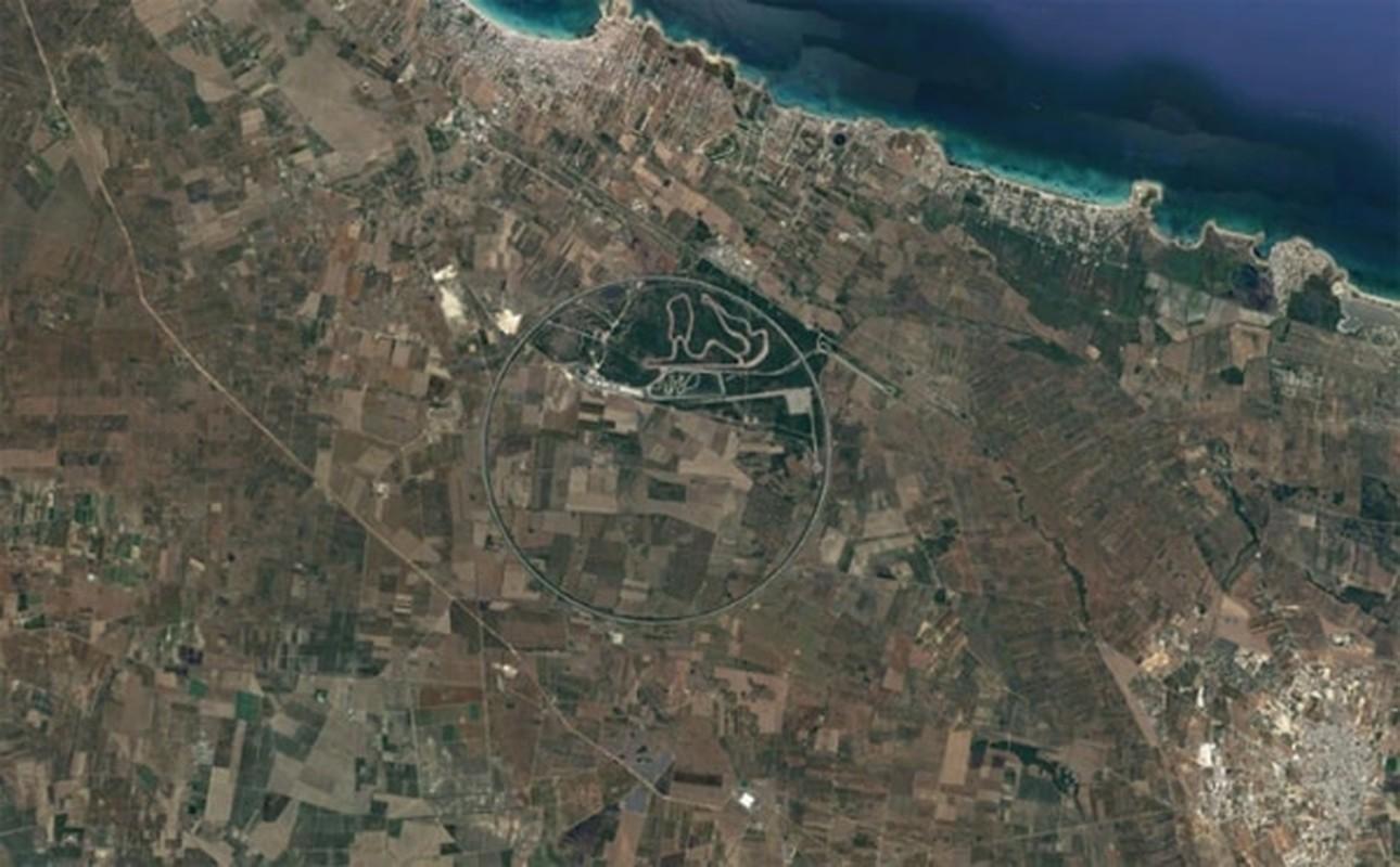 The gioi ky bi qua loat hinh anh chup boi Google Earth-Hinh-8