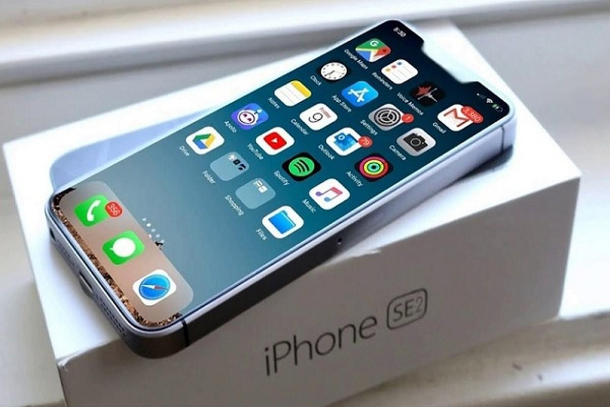 Ket qua bat ngo khi thu tha roi iPhone SE 2020 tu do cao hon 15m