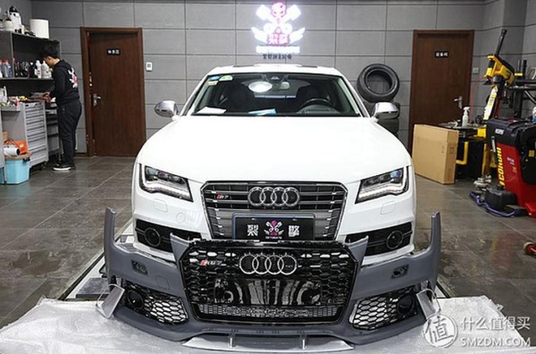 Dan choi chi 4,2 ty do Audi S7 thanh gaming PC sieu khung-Hinh-3