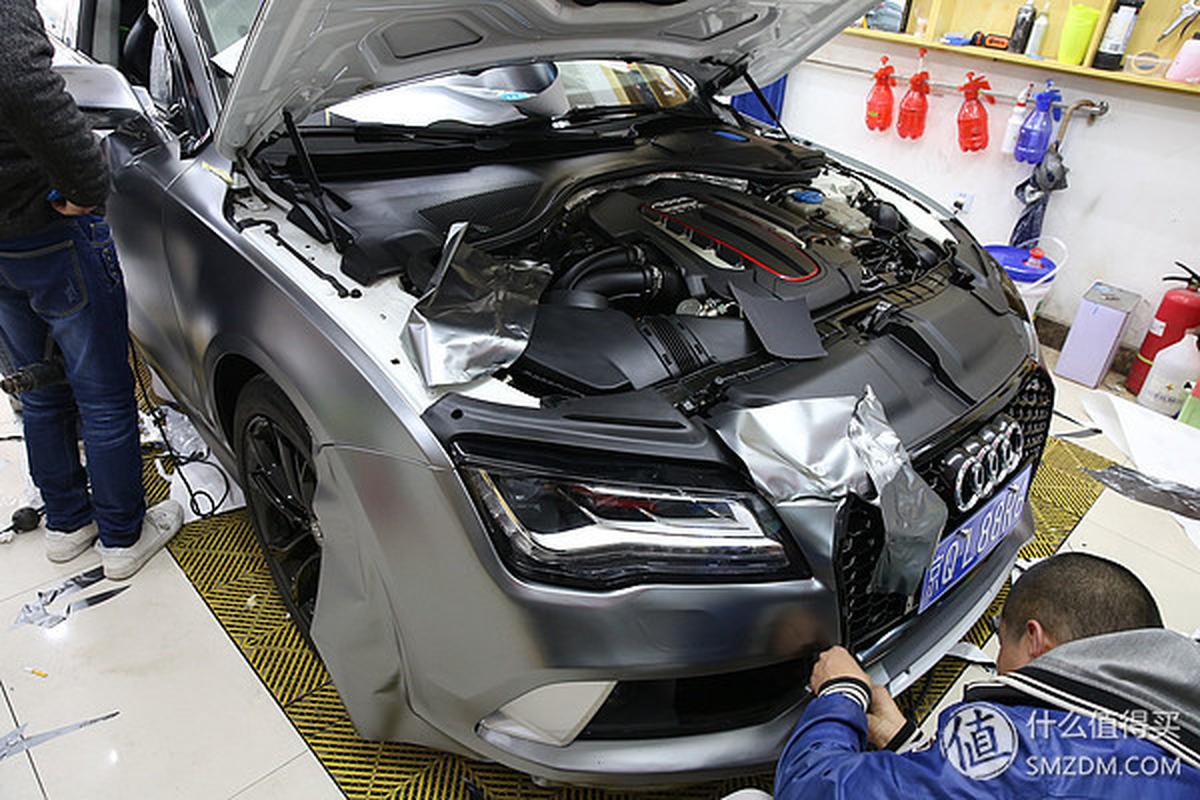 Dan choi chi 4,2 ty do Audi S7 thanh gaming PC sieu khung-Hinh-4
