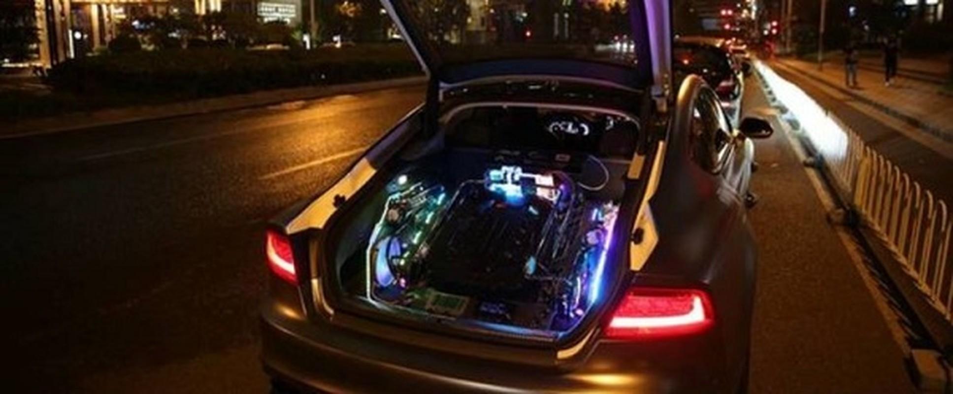 Dan choi chi 4,2 ty do Audi S7 thanh gaming PC sieu khung-Hinh-7