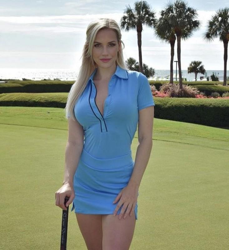 Nu hoang golf The gioi tung