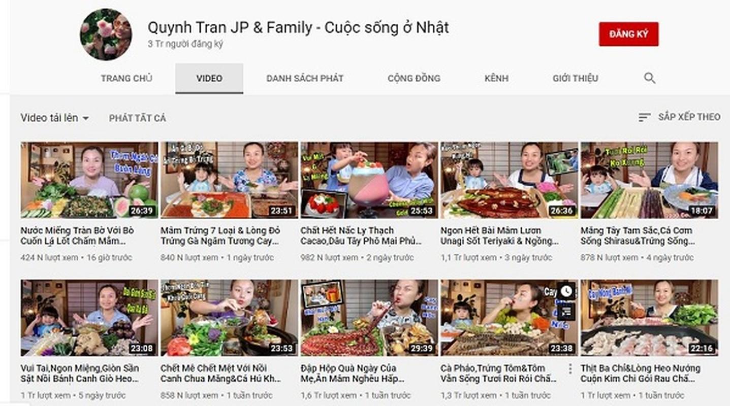 Quynh Tran JP vua dat thanh tich khung sau 2 nam lam Youtube-Hinh-3
