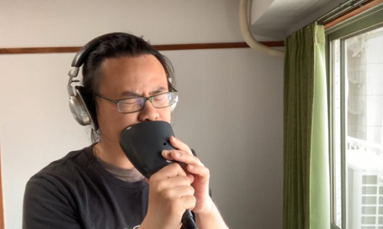 "Can canh bo hat karaoke ""tu hat tu nghe"" cua Nhat Ban"