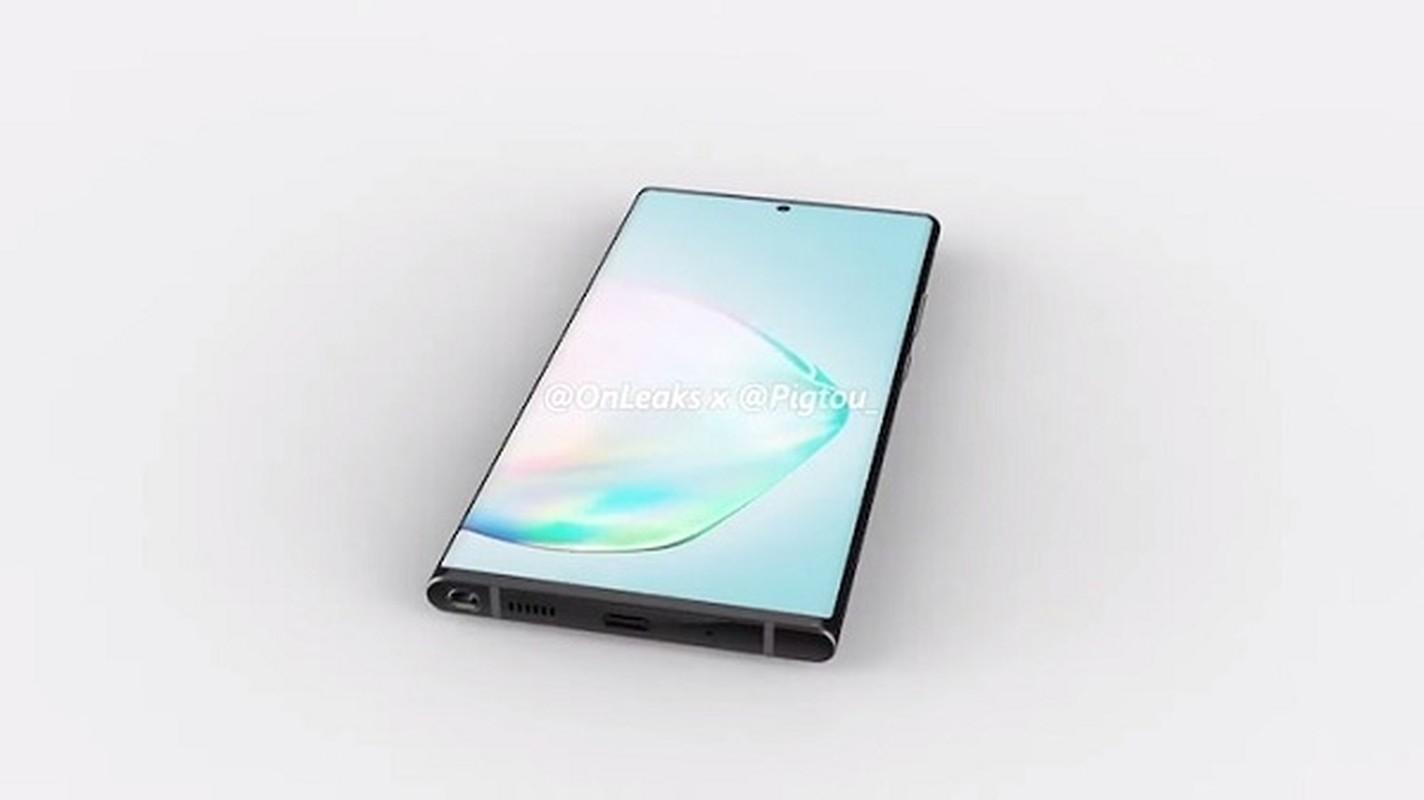 Galaxy Note 20+ thiet ke