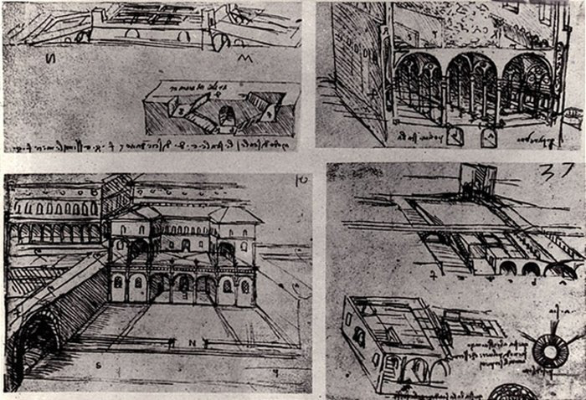 Bat ngo khi biet xe tang, may bay deu lay y tuong cua... Leonardo da Vinci-Hinh-13