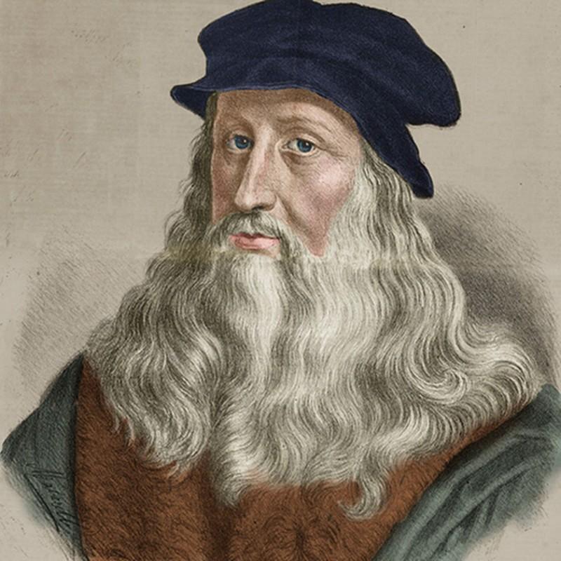 Bat ngo khi biet xe tang, may bay deu lay y tuong cua... Leonardo da Vinci