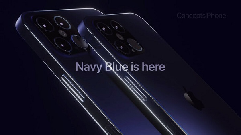 Lo dien mao iPhone 12 Pro xanh Navy dep quen sau, camera khung-Hinh-2