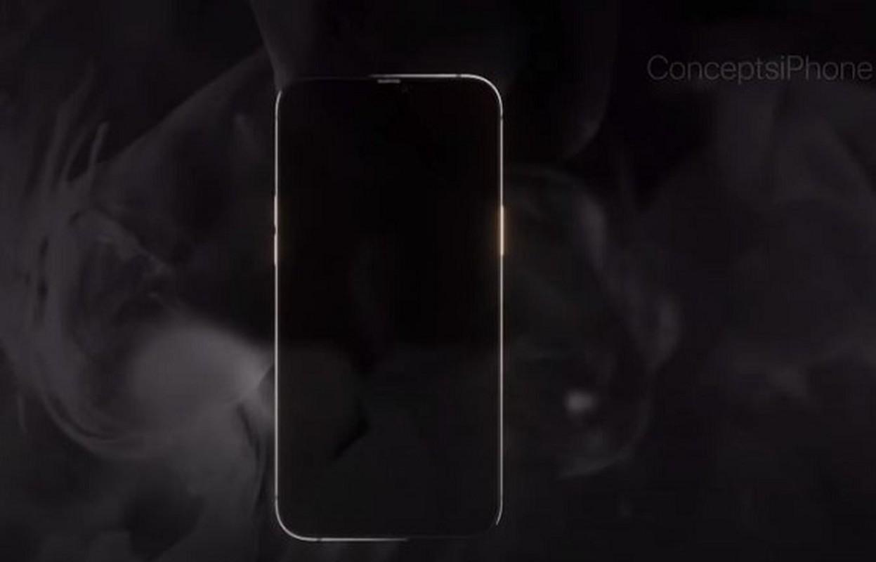 Lo dien mao iPhone 12 Pro xanh Navy dep quen sau, camera khung