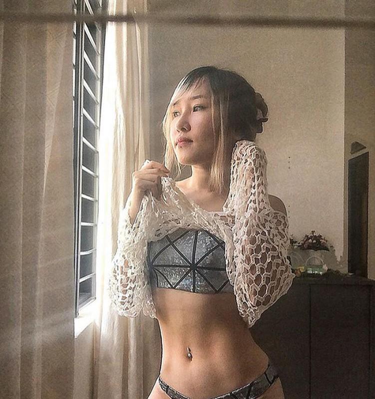 """Dan hotgirl game Viet do vong eo con kien, dan tinh """"hoa ca mat""""-Hinh-8"""