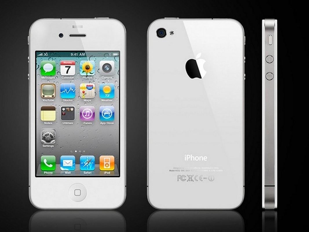 Man nhan ngam chiec iPhone dep nhat vua tron 10 tuoi