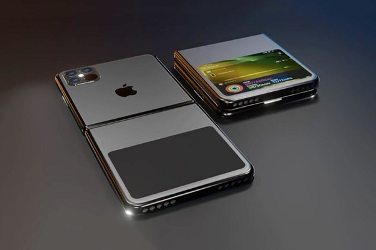 Xuat hien hinh anh iPhone Fold man hinh gap dep het nac-Hinh-5