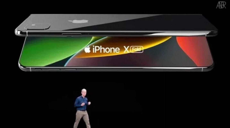 Xuat hien hinh anh iPhone Fold man hinh gap dep het nac-Hinh-6