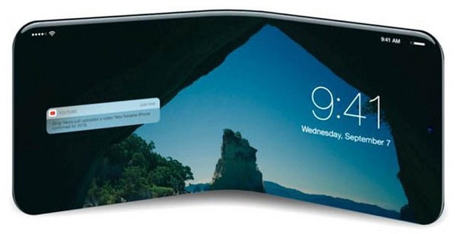 Xuat hien hinh anh iPhone Fold man hinh gap dep het nac-Hinh-7