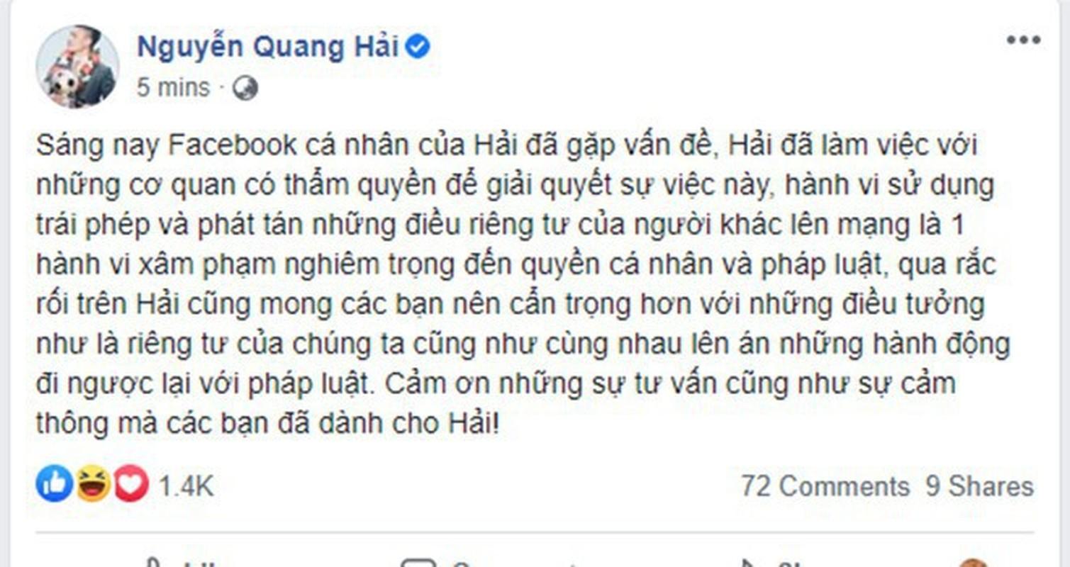 "Nu streamer nhan ""gach da"" vi quy chup viec Quang Hai lo tin nhan-Hinh-2"