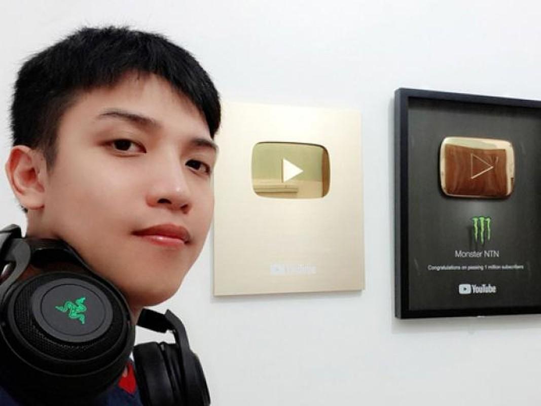 Choang voi so tien cac Youtuber Viet Nam kiem duoc moi nam