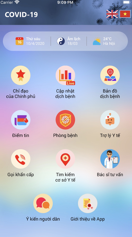 Khau trang dien tu Bluezone: Viet Nam co bao app canh bao COVID-19-Hinh-4