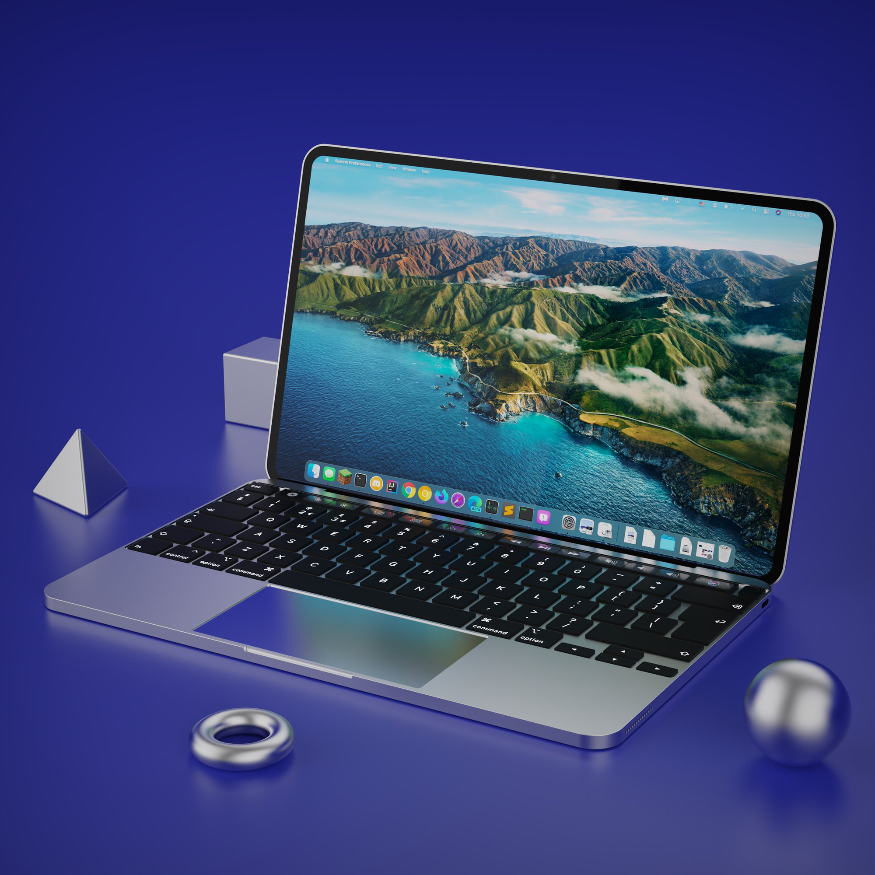 Concept Macbook ARM bi cong dong che toi ta-Hinh-2