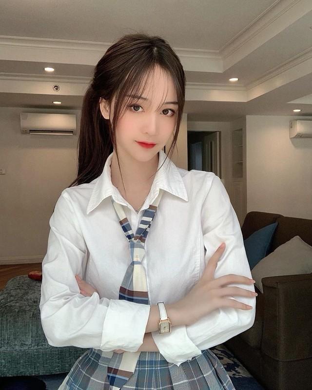 Nhan sac cuc pham cua nu streamer Viet thu nhap 100 trieu moi thang-Hinh-10
