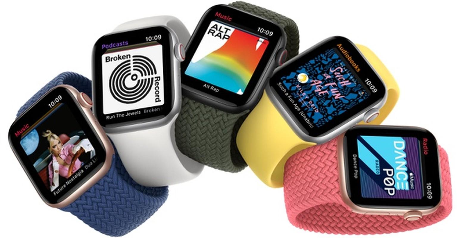 "Apple Watch SE - dong ho thong minh ngon, re nhung khong qua ""bo""-Hinh-11"